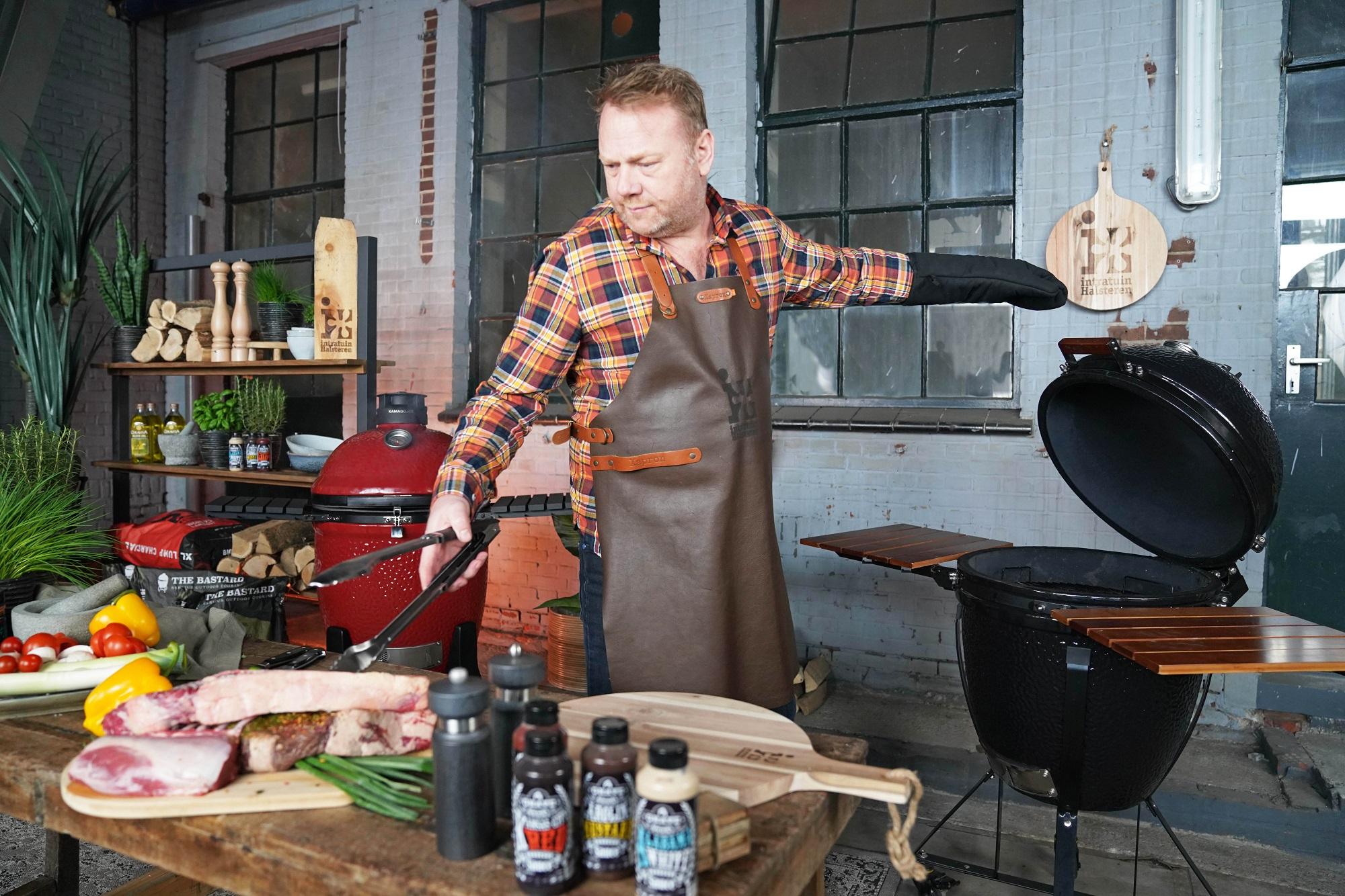 BBQ-workshop BBQ-cursus Jeremy Vermolen bbq cursus intratuin halsteren