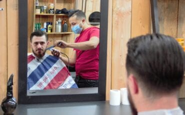kapper bergen op zoom adel bosstraat barbershop kapsalon kappers kapperszaak barbier