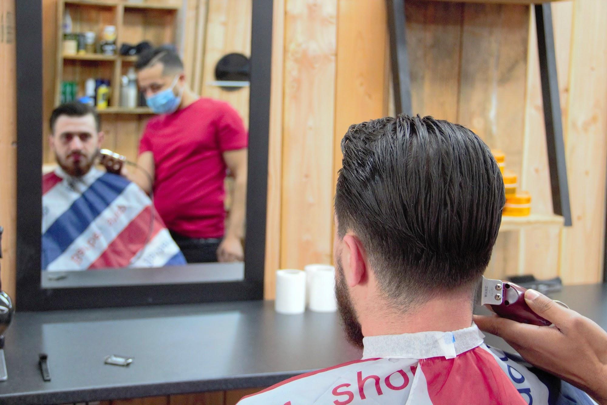 win kapper bergen op zoom adel bosstraat barbershop kapsalon kappers kapperszaak barbier