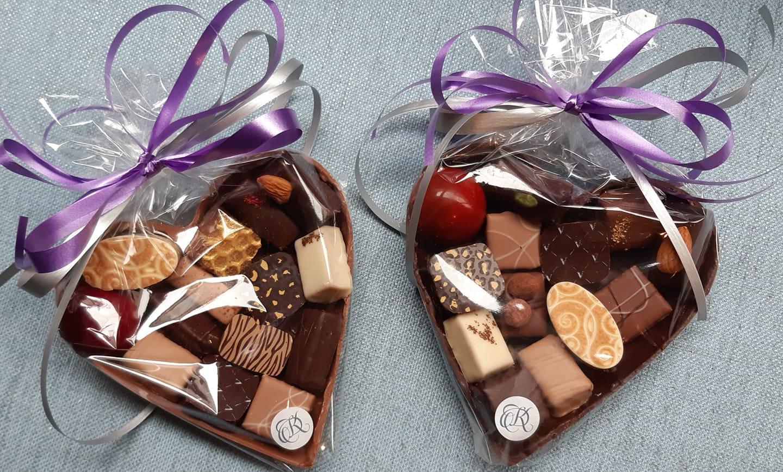 De Délicieuse Keuze chocolade winkels bergen op zoom