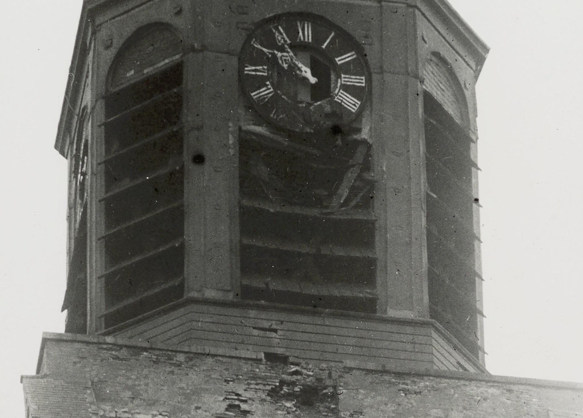 Tweede Wereldoorlog Bergen op Zoom