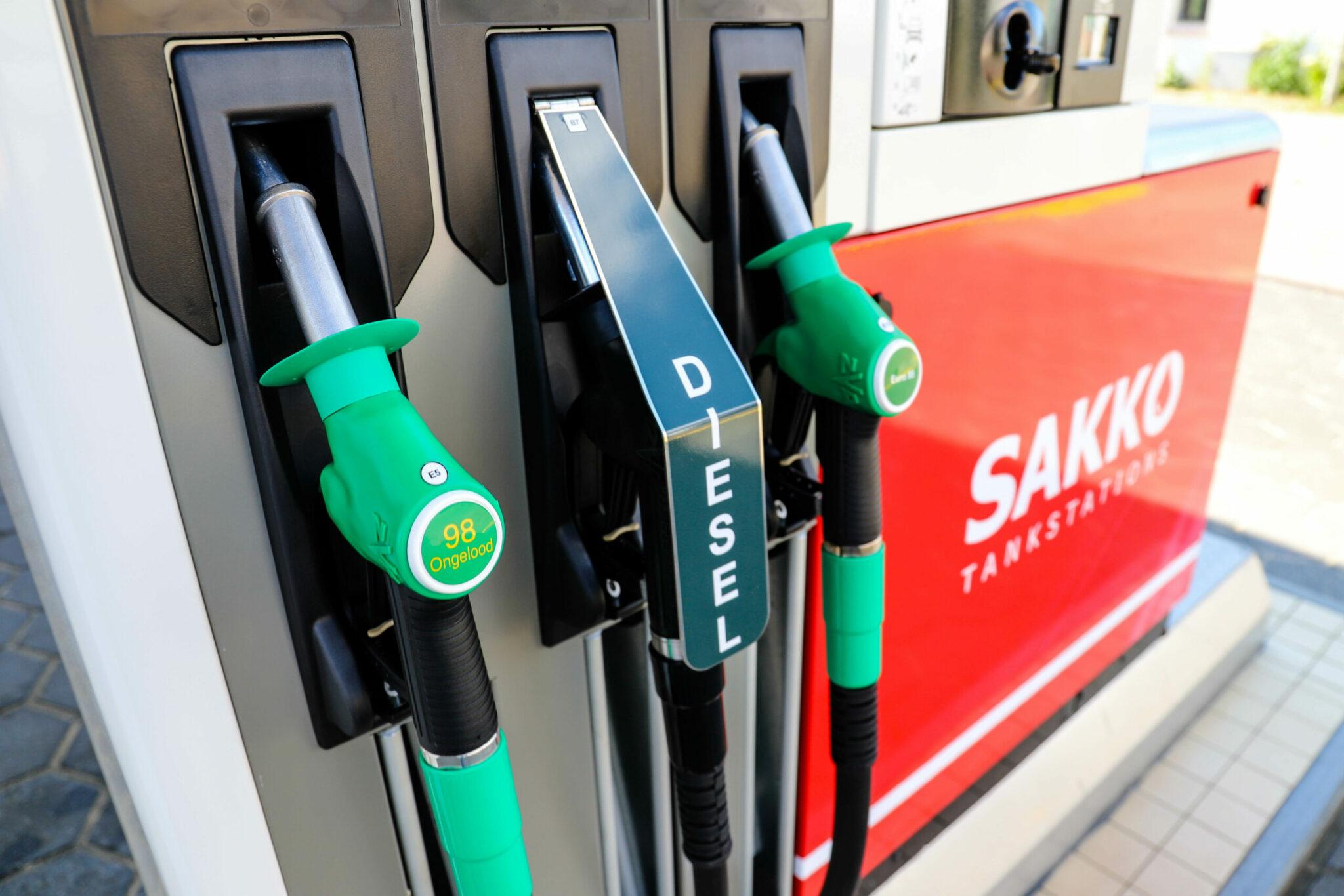 sakko tankstation tankstations tanken auto benzinestation benzine diesel lpg bergen op zoom