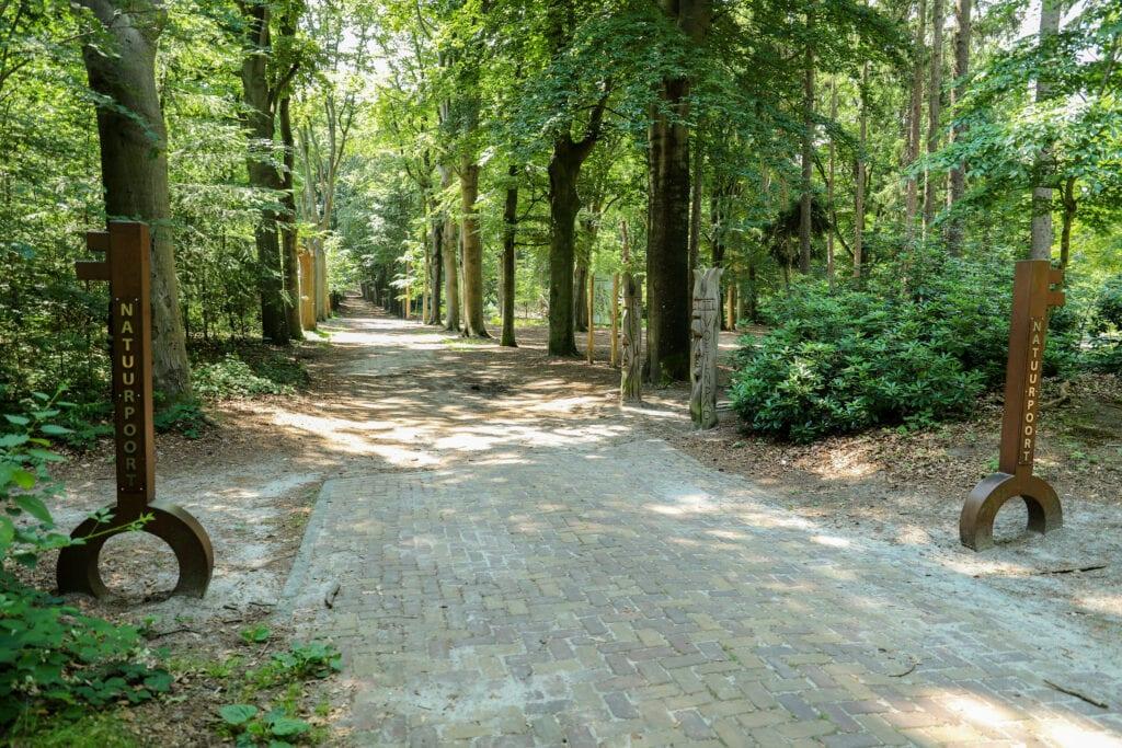 Natuurpoort bos bossen landgoed lievensberg