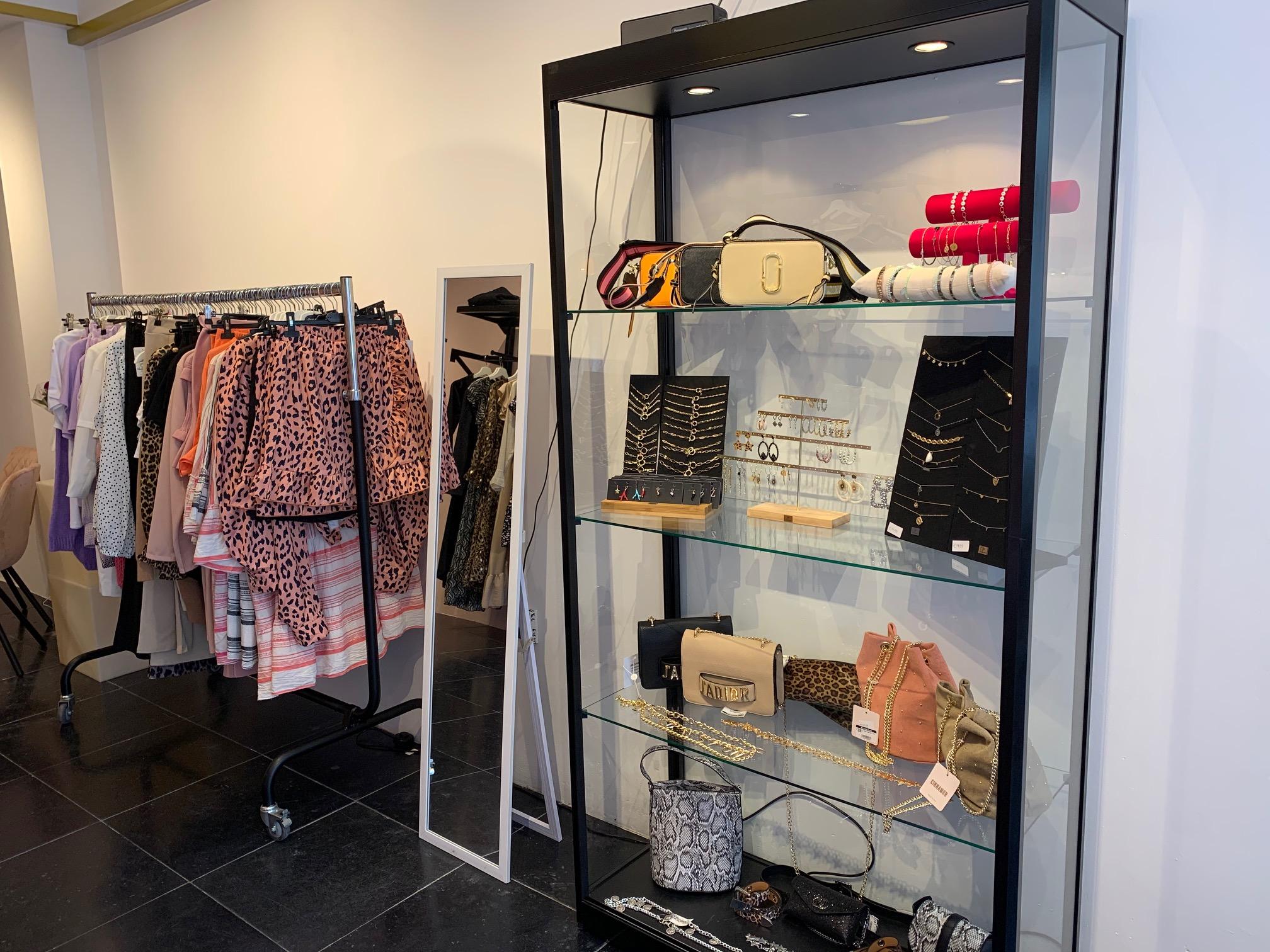 Nieuwe kledingwinkel bergen op zoom mc fashion brands centrum binnenstad