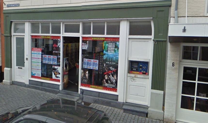 videotheek videoland 2009 lievevrouwestraat bergen op zoom