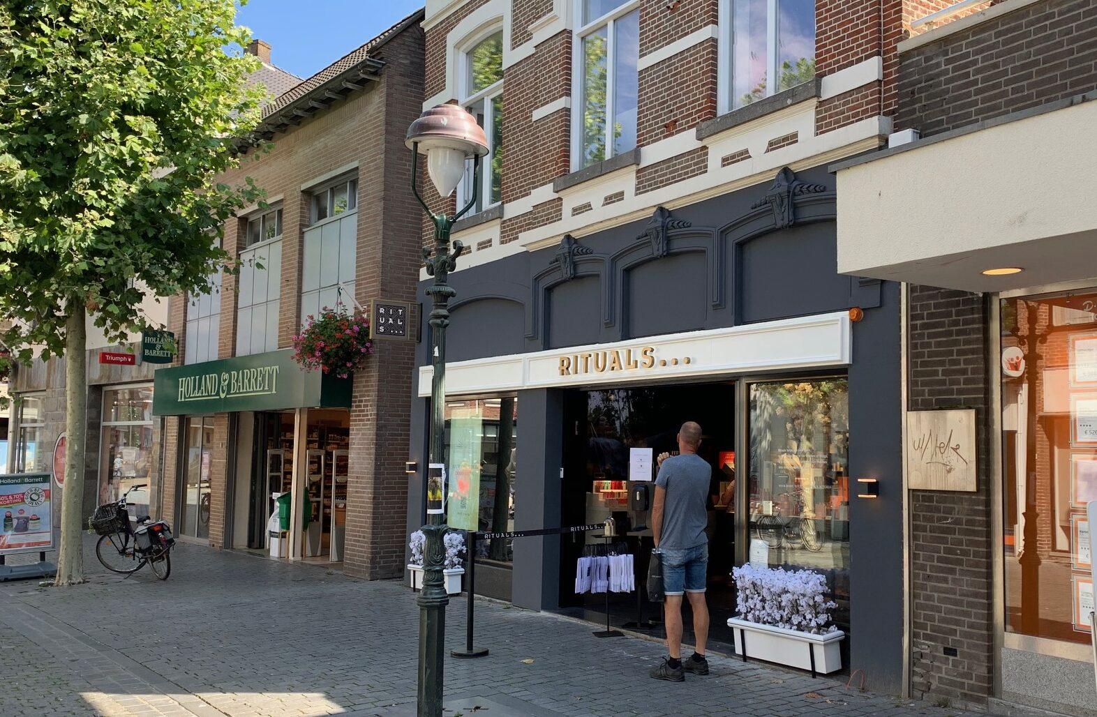 Sint-Josephstraat rituals centrum binnenstad