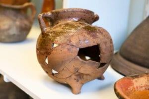 archeologie archeologisch depot potten pannen historie geschiedenis