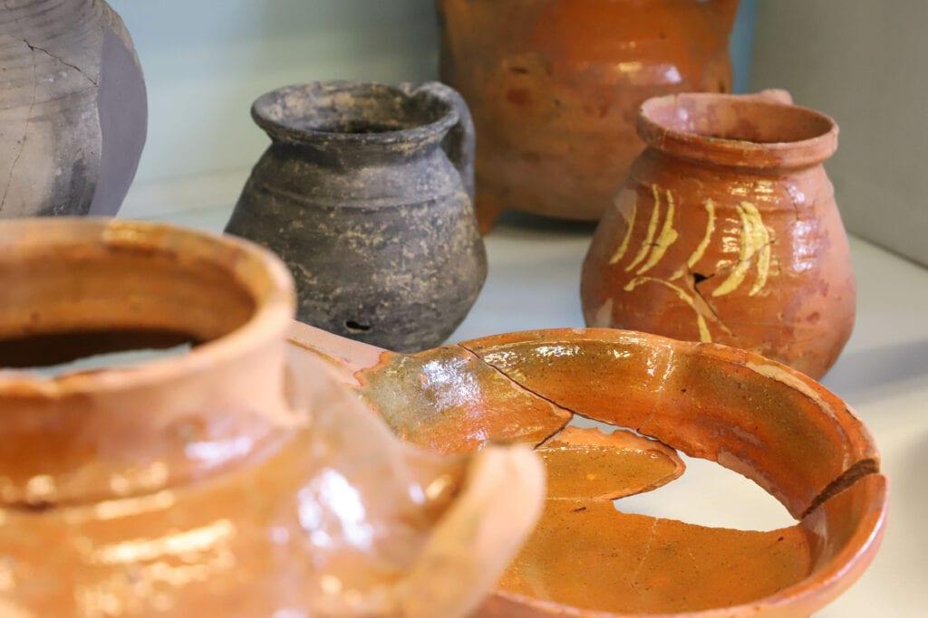 Stichting in Den Scherminckel archeologie archeologisch depot potten pannen historie geschiedenis