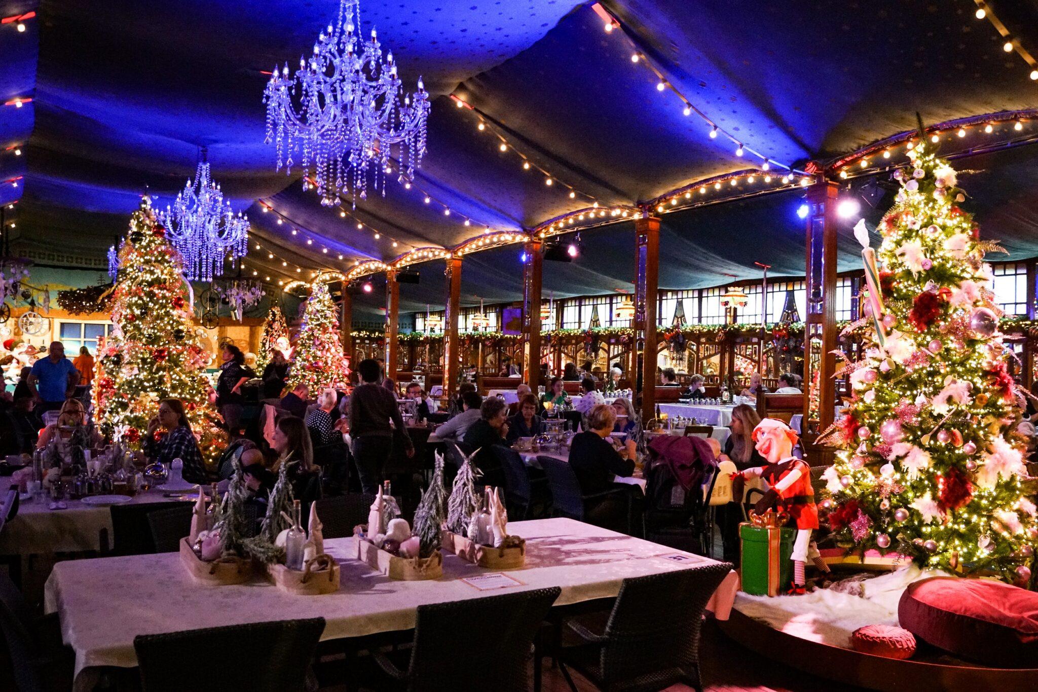 Intratuin Halsteren kerst kerstshow kerstmarkt kerstmis