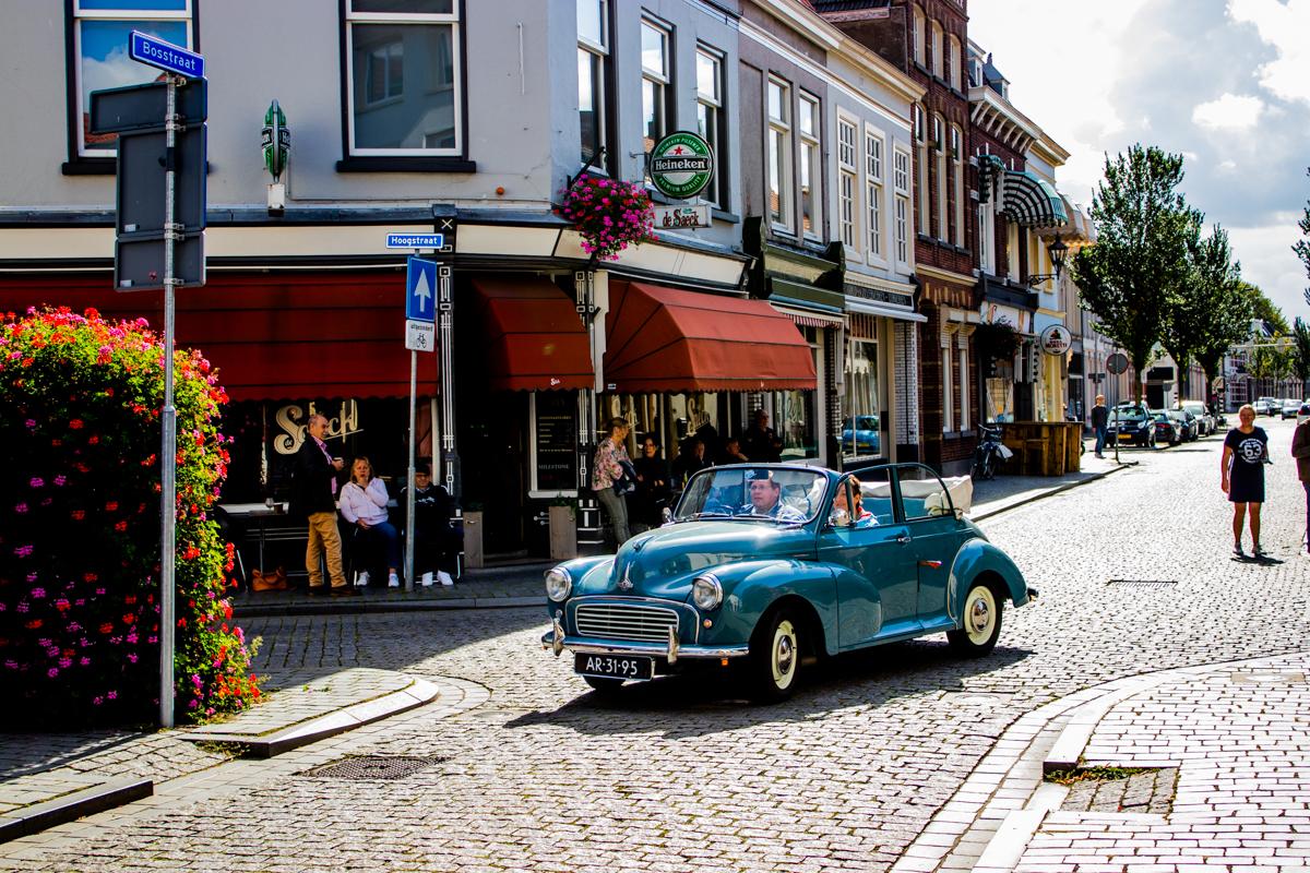 veranderingen 2021 Bergen op Zoom toertocht Brabantse wal oldtimers