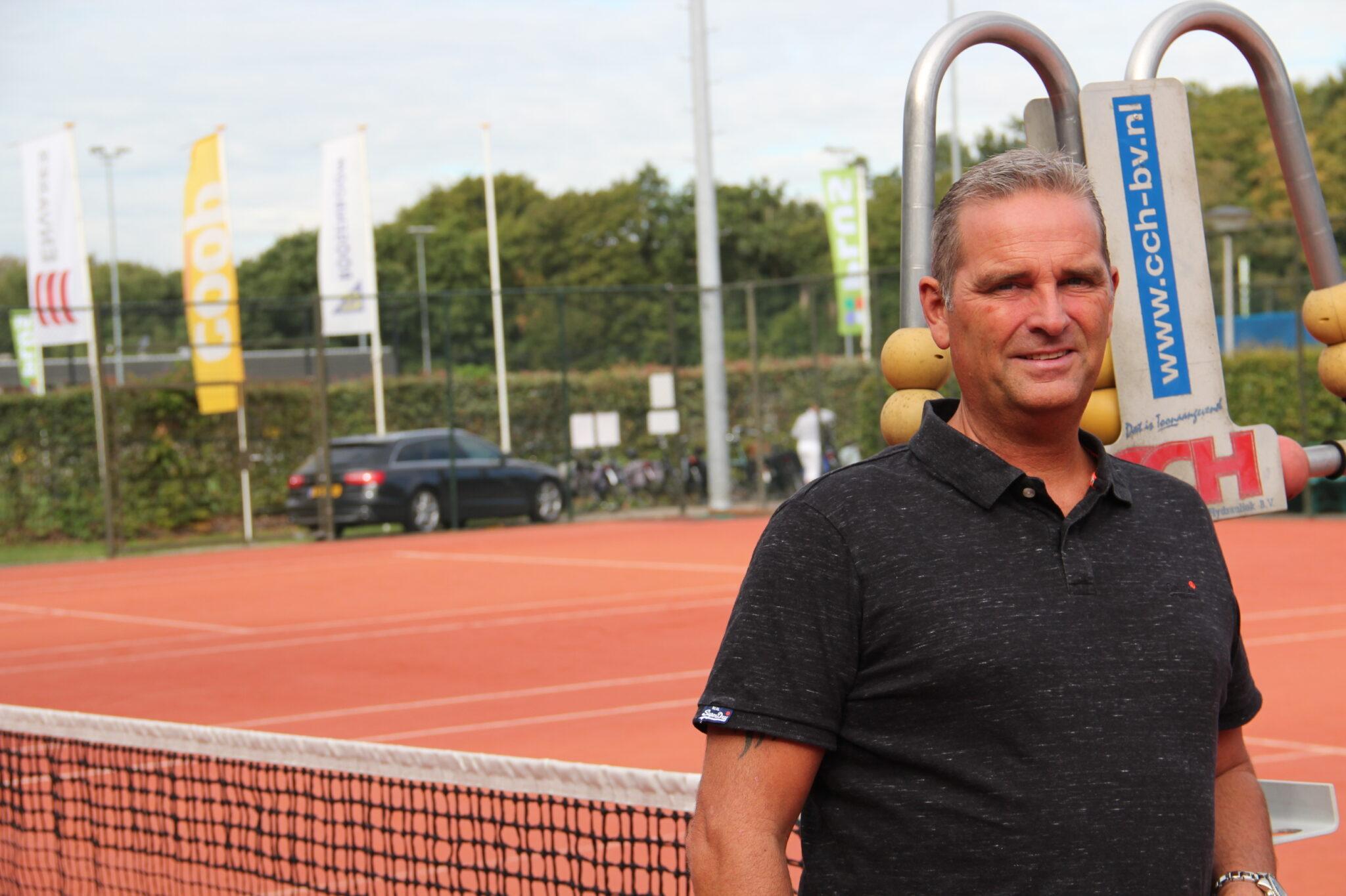 Rabo ClubSupport halsterse tennis vereniging marco van elzakker tennisvereniging halsteren tennisbaan