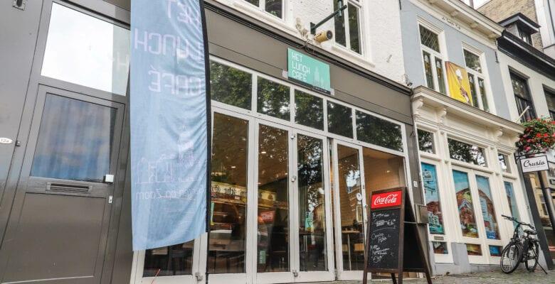 Het Lunchcafé het lunch cafe café panos wouwsestraat
