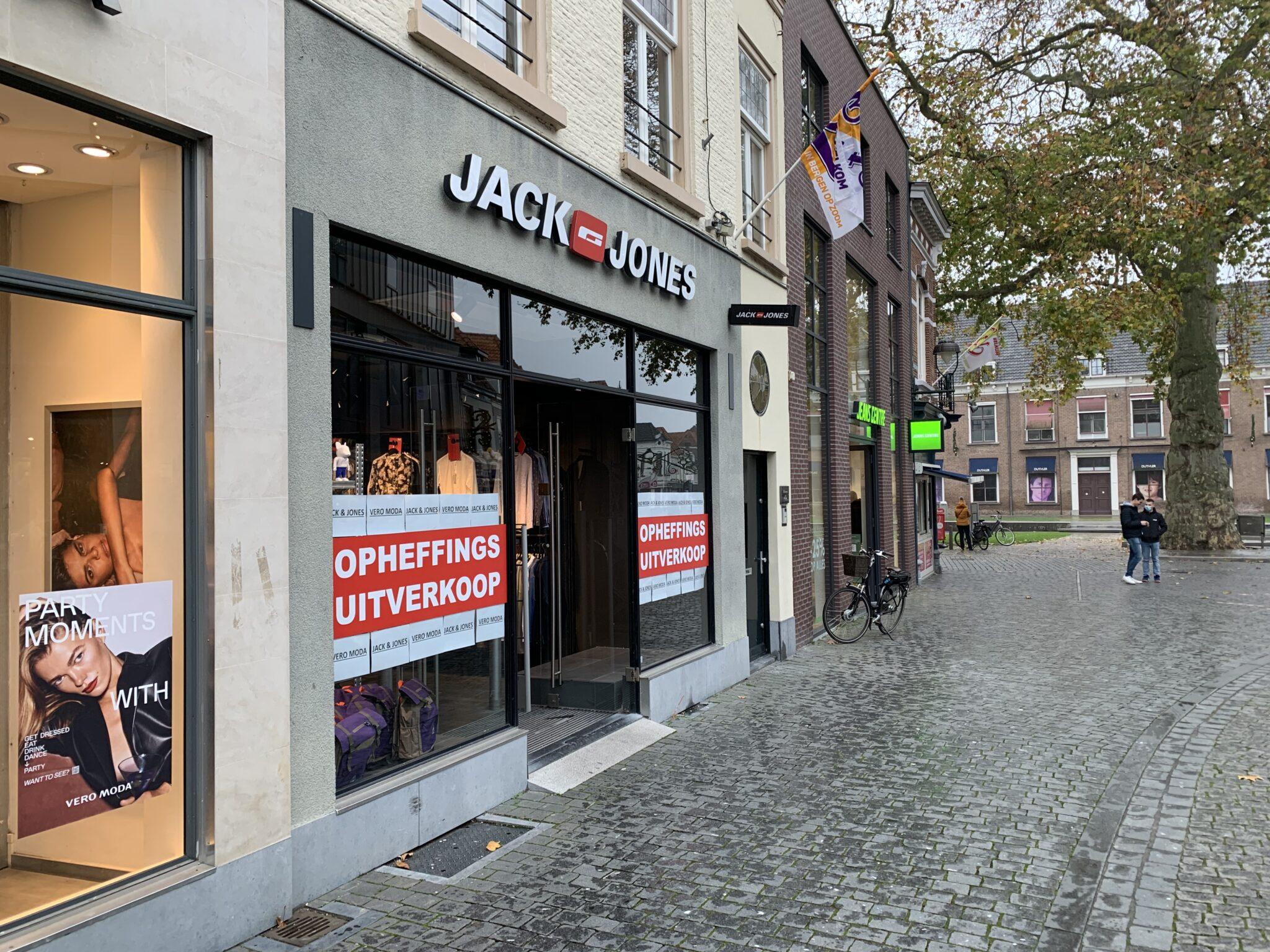 winkel jack and jones jack & jones kledingwinkel zuivelstraat dikke boom