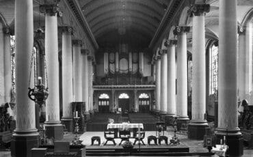 H. Maagd Maria Ten Hemelopneming kerk theater de maagd schouwburg