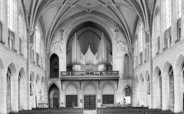 martelarenkerk Martelaren van Gorkumkerk kerk gesloopt bergen op zoom kerken altaar