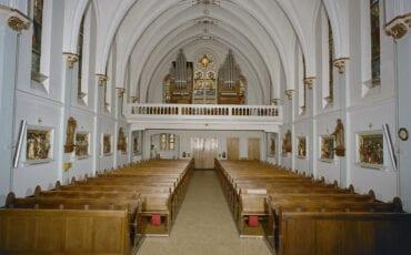kapel Sint-Catharinaplein vismarkt kerk Klooster Zusters Franciscanessen