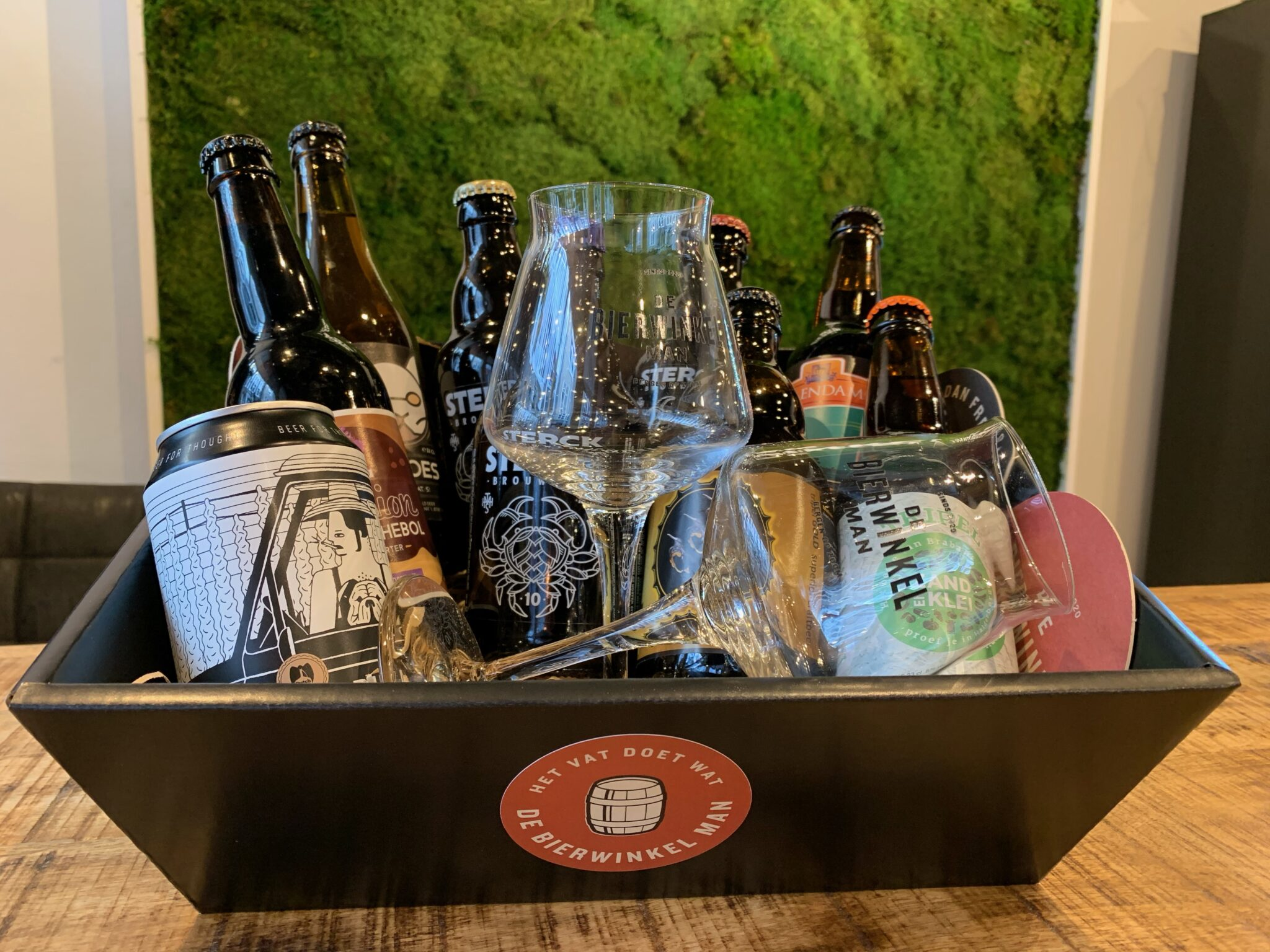 winactie bergen op zoom de bierwinkel man bergen op zoom winnen winactie speciaalbier bier bieren drank alcohol