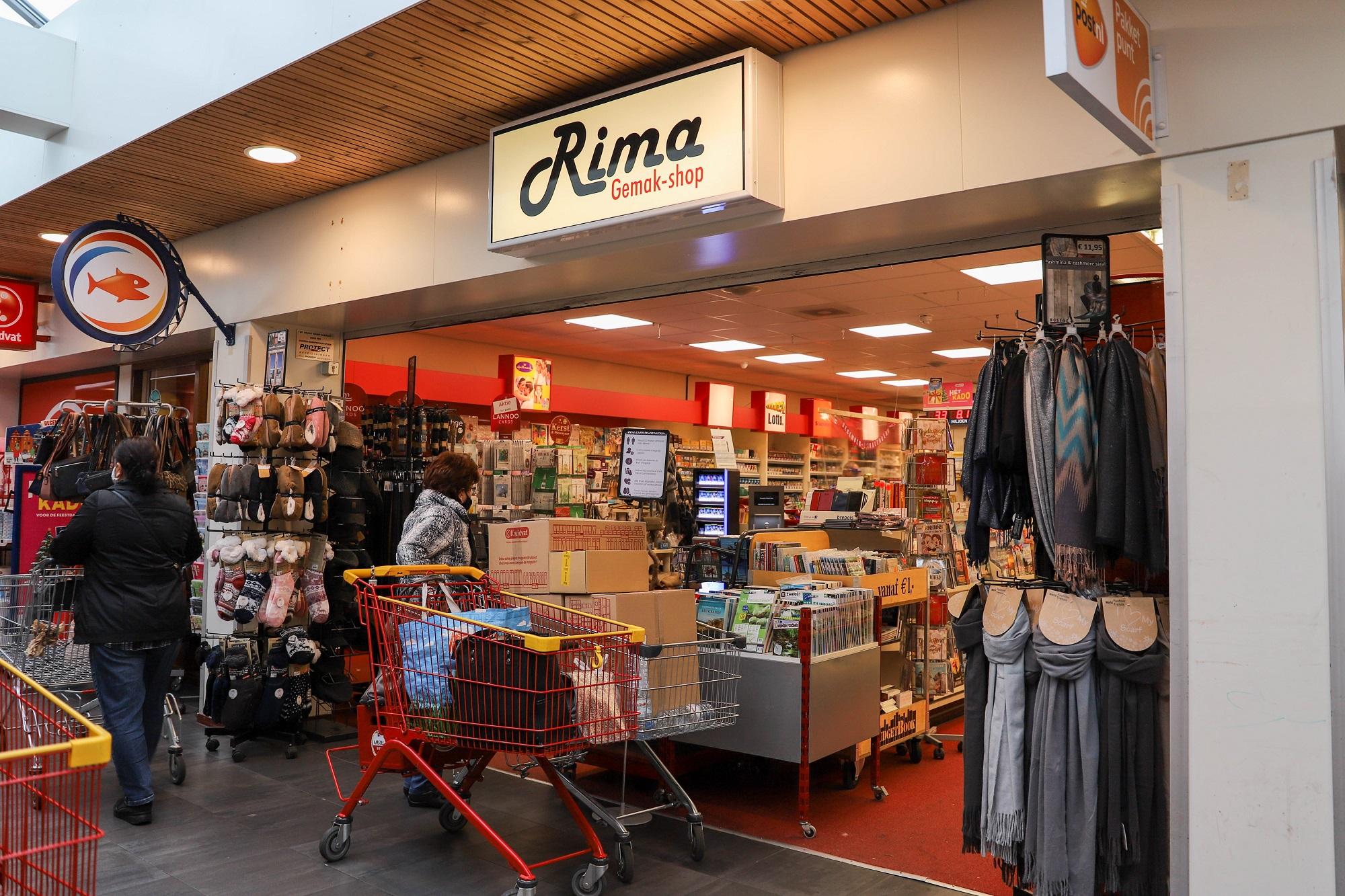 rima gemak-shop tabaksshop roken loterij lotje winkelcentrum antwerpsestraatweg
