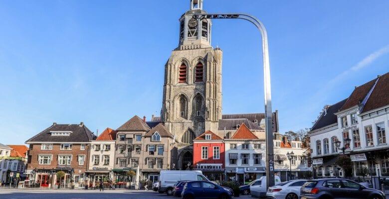 vacatures Bergen op Zoom peperbus sint-gertrudiskerk grote markt