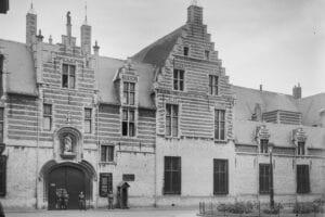 markiezenhof militairen beursplein kazerne