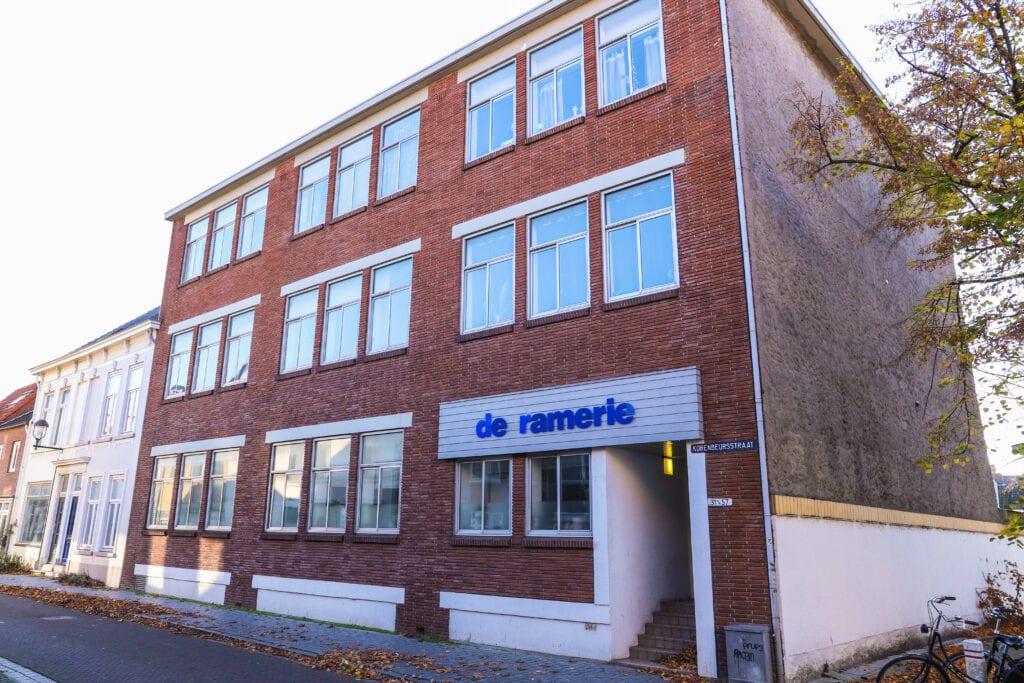 huurprijzen Bergen op Zoom de ramerie Korenbeursstraat oude kazerne oranje naussaukazerne