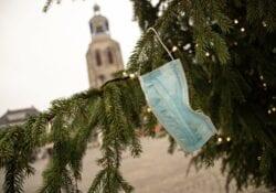 winkels open bergen op zoom peperbus corona mondkapje boom kerst