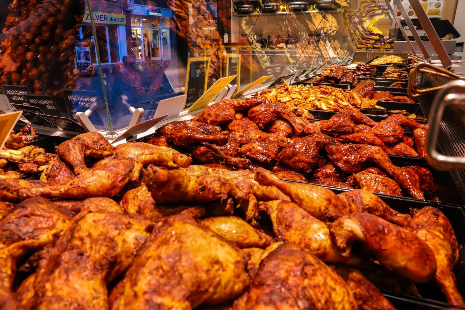 kippie maaltijden grill kip