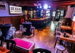 cafe café kroeg de kaai amerikaanse bar roadhouse bar