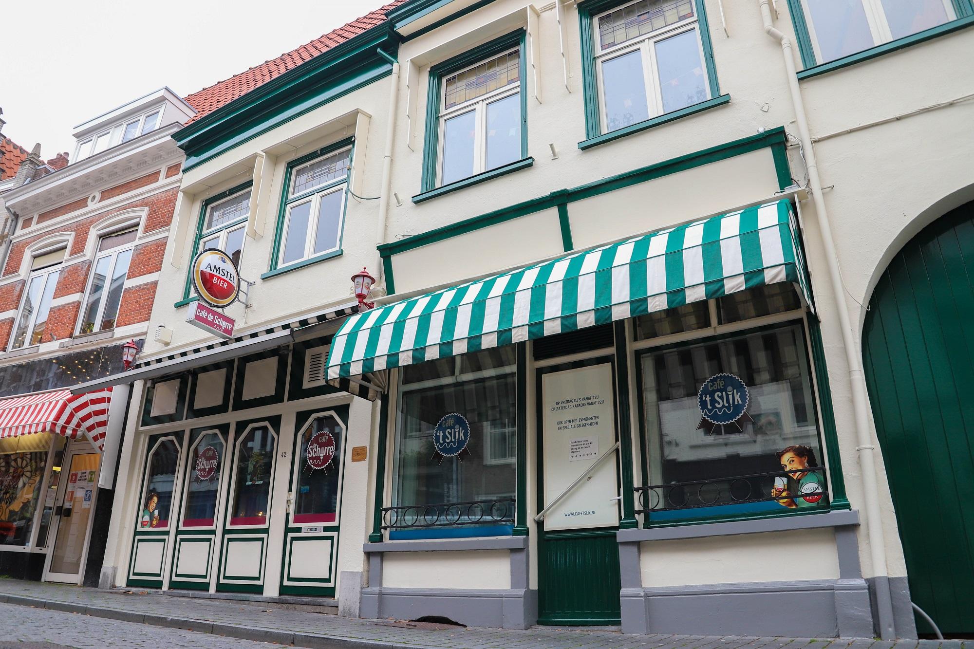 cafe café kroeg steenbergsestraat 't slik het slik
