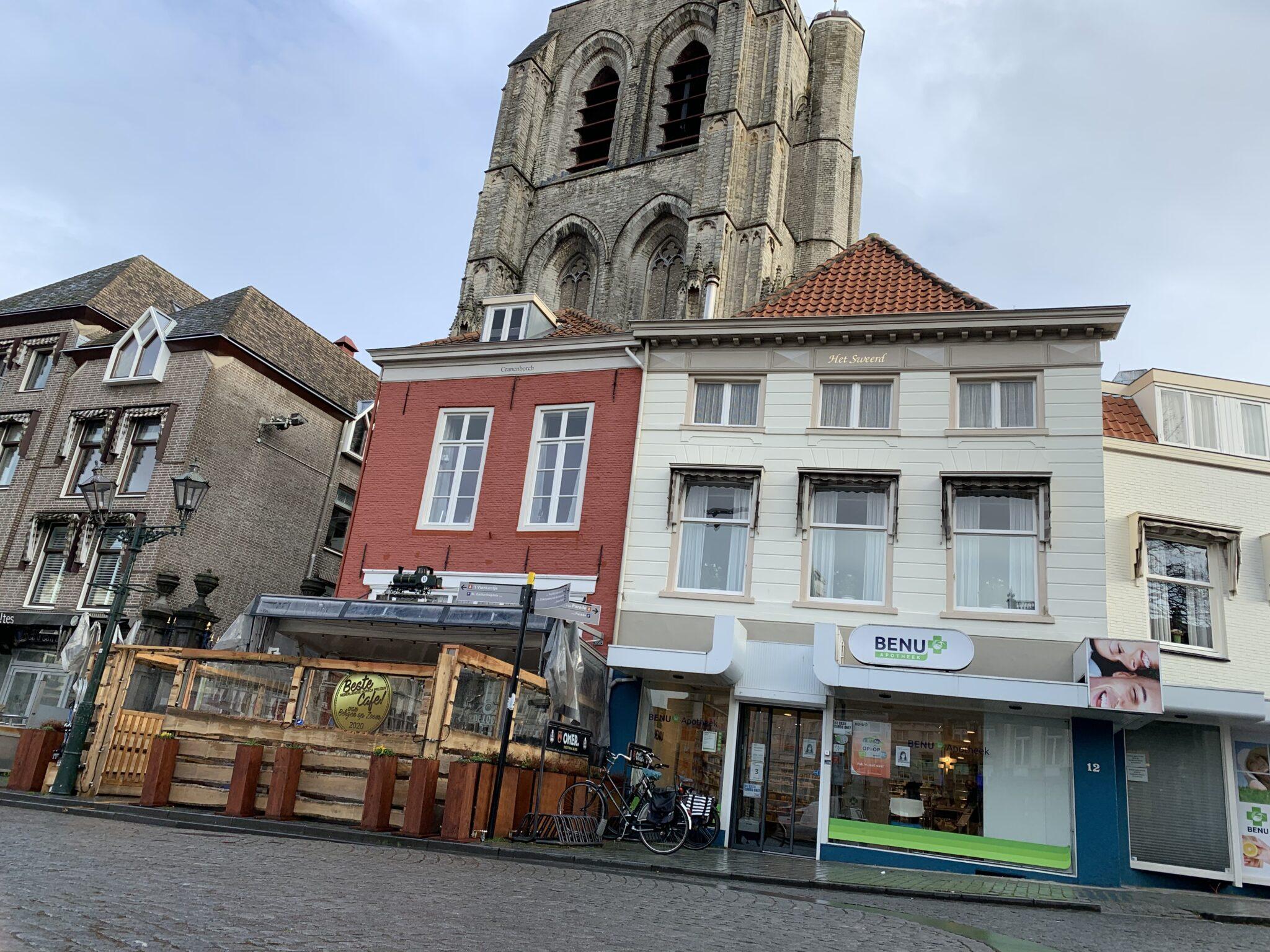 Zelftesten te koop Bergen op Zoom vacatures bergen op zoom grote markt peperbus apotheek benu apotheek apotheken zorg medicijnen café loco locomotief locomotiefke