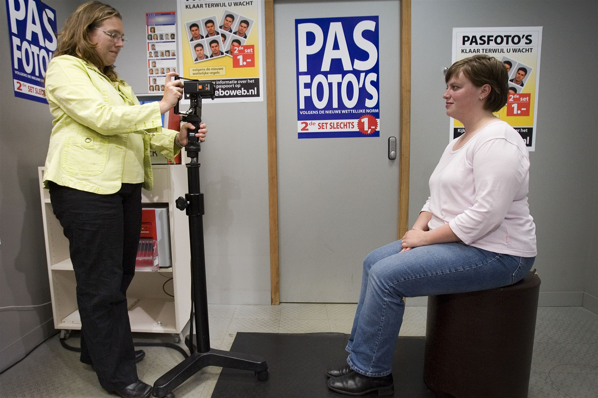 pasfoto's laten maken in Bergen op Zoom