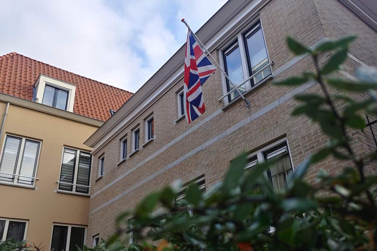 Engelse Vlag Geweldigerstraat 2