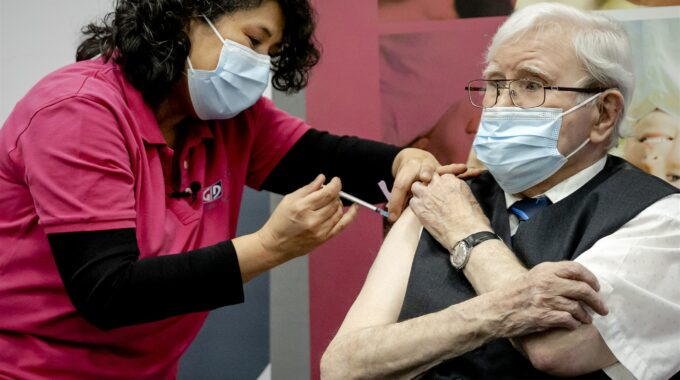 ggd west-brabant corona vaccineren