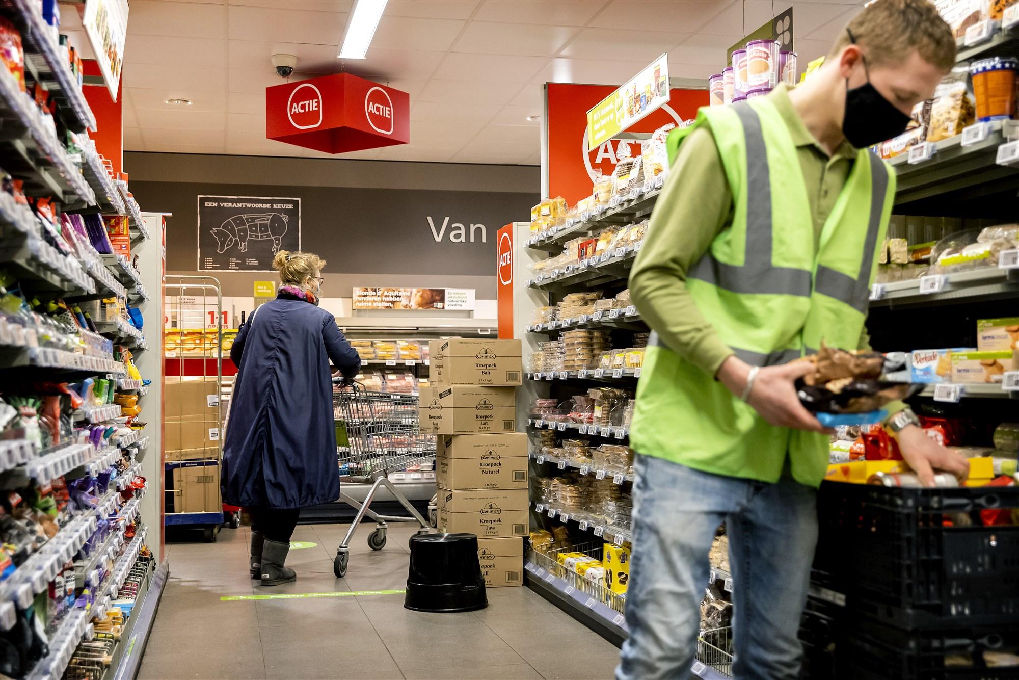 Plus Halsteren plus supermarkt supermarkten