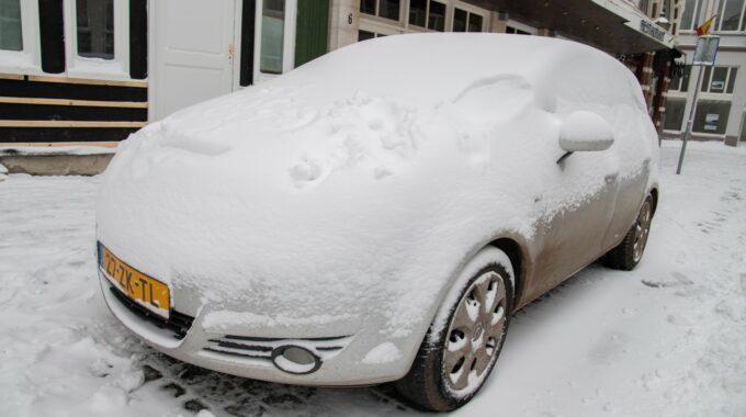 bergingsbedrijf Bergen op Zoom bergingsbedrijf Bergen op Zoom sneeuw winter sneeuwen auto