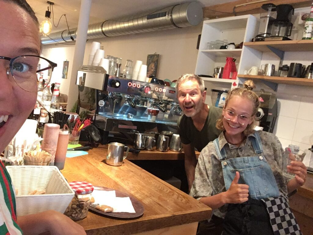 Inspire Coffee Company beste ondernemer bergen op zoom