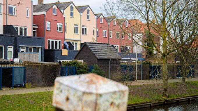 huizenprijzen Bergen op Zoom corona bergen op zoom watermolenpad oude vissershaven water sloot