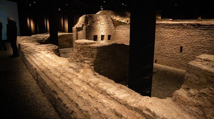 verborgen vesting generaal menno van coehoorn oorlog vesting vestingswerken ondergronds gangen
