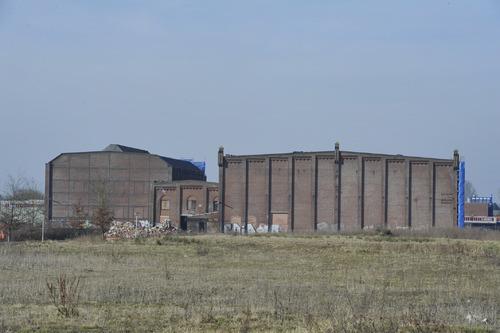 Bergen op Zoom: Voormalige suikerfabriek De Zeeland 2010