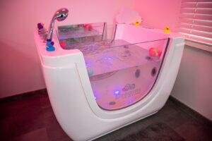 dreams baby spa & massage water dreamsbabyspa wellness bad