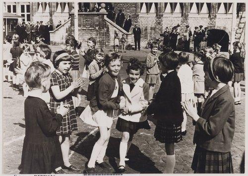 koninginnedag grote markt 1966