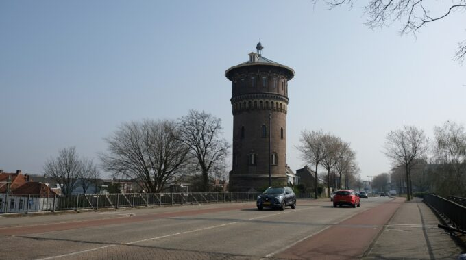 john f. kennedy viaduct watertoren vacatures in Bergen op Zoom