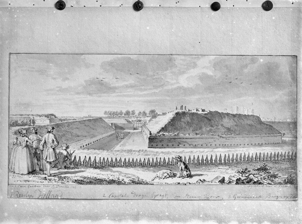 verdedigingswerken stadsmuren stadsmuur