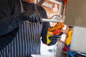 calandweg caland street food streetfood kermis food truck churro's curly chips