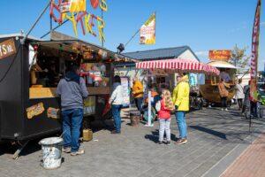 calandweg caland street food streetfood kermis food truck poffertjes poffertje churro's curly chips