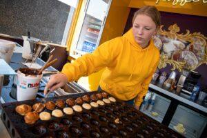 calandweg caland street food streetfood kermis food truck poffertjes poffertje