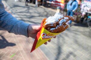 calandweg caland street food streetfood kermis food truck churro churros