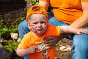 koningsdag 2021 kingsday woningsdag oranje 27 april vlag kind