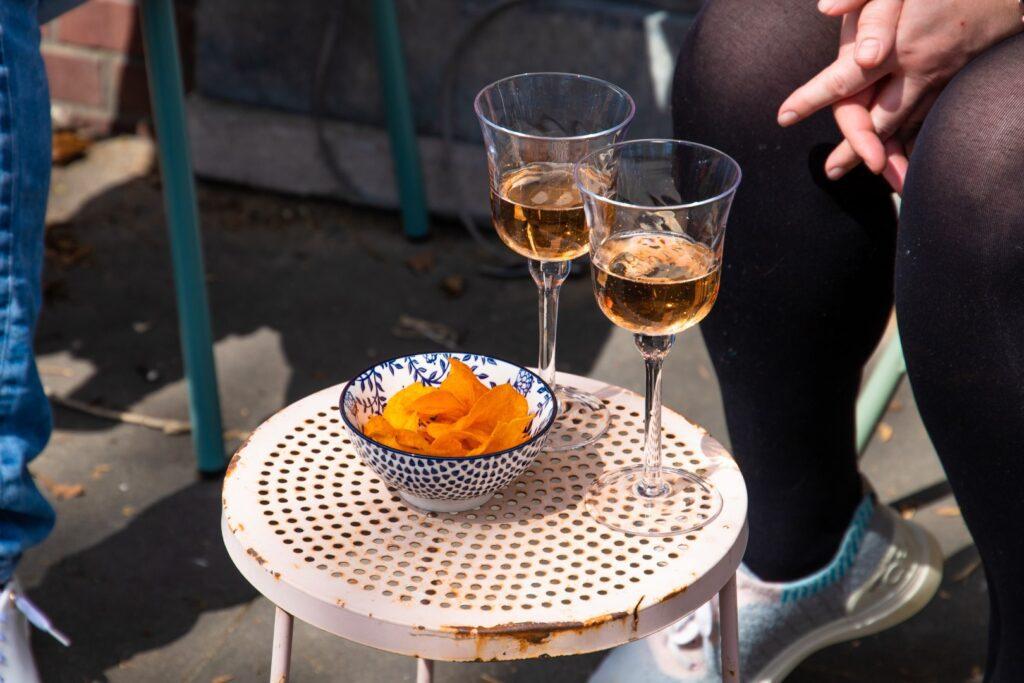 koningsdag 2021 kingsday woningsdag oranje 27 april drank borrel chips