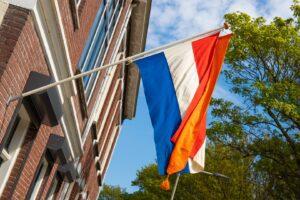 koningsdag 2021 kingsday woningsdag oranje 27 april vlag wimpel